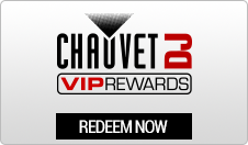 CHAUVET® VIP Rewards